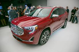 new jeep concept 2017 gmc 2018 gmc acadia gmc concept suv jeep terrain new gm cars