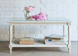 Shabby Chic Coffee Tables Unique Coffee Tables For A Special Decor