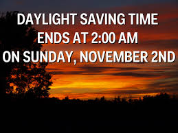 daylight saving time and halloween business insider