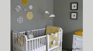 décoration chambre bébé mixte deco chambre bebe mixte 9 le jaune illumine votre int233rieur