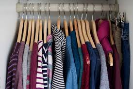 How To Organize Pants In Closet - organize your closet with a capsule wardrobe