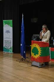 Oromo Flag Osga The Right To Freedom Forum