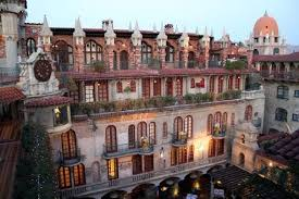 mission inn riverside ca view of courtyard picture of