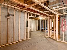 2018 basement framing cost how to frame a basement wall