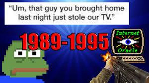 History Of Memes - internet meme history 1 early internet youtube