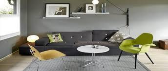 deco avec canapé gris avec canape gris