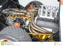 engine of a racing race car stock photos image 25897393