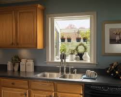 Cozy Kitchen Designs Kitchen Designs Cozy Kitchen With Garden Window Framing And Herbs