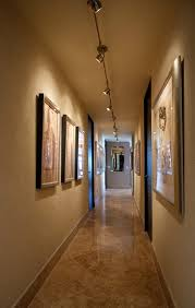 Pendant Lights For Hallways Upstairs Hallway Lighting Contemporary With Paintings Drum