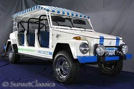 Vw Thing Side Curtains Safari Grande Acapulco Vw Thing Limousine For Sale