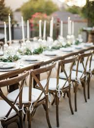 rustic dinner table settings 50 outdoor party ideas you should try out this summer