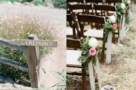 Wedding Ceremony Decorations The Wedding Of My Dreams Blog How To Style Your Wedding