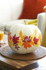 homemade thanksgiving centerpieces 30 fall leaf crafts diy decorating projects with leaves