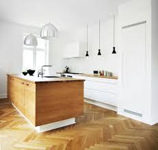 eg en blok af eg køkkenskaberne