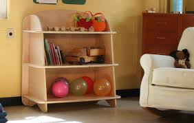 Kids Bookcase White by Sodura Aero Kids Bookcase