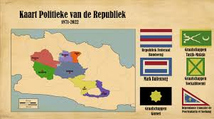 Batavia World Map by Political Map Of The Indos Republiek In Post Collapse Java 2022