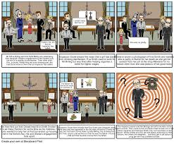 an inspector calls storyboard by 13orlmac