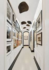 framed gallery hallway wall art ideas beautiful trends and for