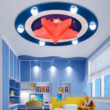 Bedroom Cartoon 2017 Kid U0027s Room Lighting Captain America Ceiling Lights Child