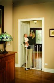 Extra Wide Pressure Mounted Baby Gate Best Pressure Mounted Baby Gates U2013 Guide And Reviews