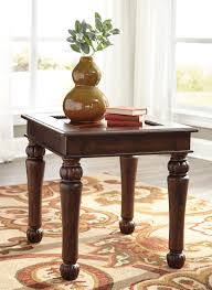 Ashley Sofa Table by Millburg End Table T088 Embedded World Map Table Top By Ashley