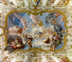 Baroque Ceiling by The Apricity Forum A European Cultural Community