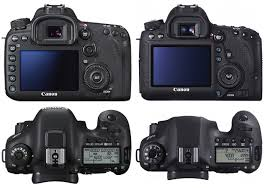 canon eos 7d mark ii vs 6d comparison what u0027s the difference