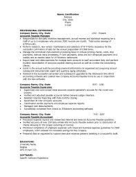 sample resume for accounts payable sample resume gpa sample resume academic resume put gpa in resume gpa on a resume