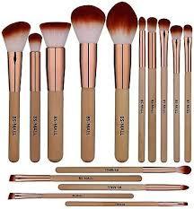 makeup artist accessories 15 pc morphe professional cosmetic makeup brush set eyeshadow