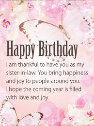 birthday wishes cards for sister in law birthday u0026 greeting