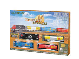 harvest express ho scale 00735 245 00 bachmann trains