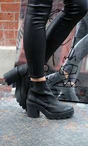 womens boots deichmann big black boots this tatt and the other