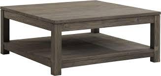 Furniture Homemade Coffee Table Solid Wood Coffee Table by Coffee Table Square Dark Solid Wood Coffee Tablegrey Tablelarge