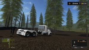 kenworth t900 kenworth w900 long final ls 17 farming simulator 2017 mod ls