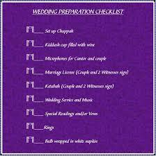 wedding preparation for www stthomasjewishweddings helpful wedding information
