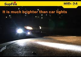 brightest hid lights for cars supfire 24w most powerful brightest hid xenon flashlight intl