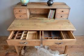 bureau rustique bureau orphée l atelier lurette rénovation de meubles vintage