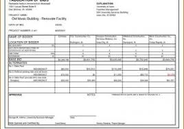estimating for construction construction budget spreadsheet