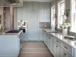 kitchen low country style home herringbone backsplash white trim