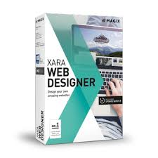 web designer magix xara web designer specifications