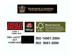 global direct flooring quality standards and certifications