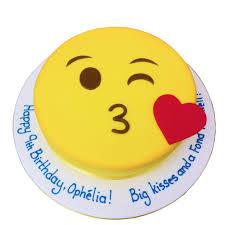 emoji cake birthday cakes the cake store