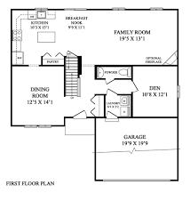 Georgetown Floor Plan Maronda Homes Georgetown Floor Plan Home Plan