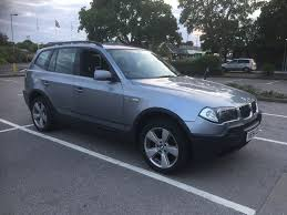 bmw x3 2 0d diesel mot taxed 6 speed manual looking for 8