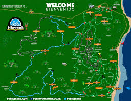 Map Of Yucatan Discover Quality Mountain Biking Trails In The Yucatan The