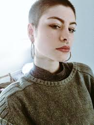 womens buzzed and bold haircuts best 25 buzzed hair women ideas on pinterest shaved hair short