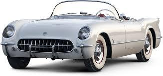 corvette timeline 60 years of the chevrolet corvette
