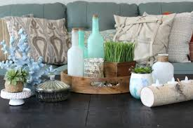home decorating ideas for living rooms coffee table decorating ideas to match every style ashley homestore