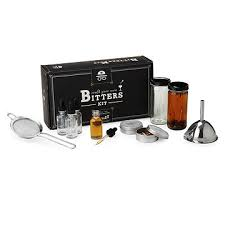 bitters kit sur la table old fashioned whiskey infusion kit classic cocktails uncommongoods
