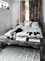 A Frame Bed Boho Bed Frame This Bed Frame Minimal And Unique Without